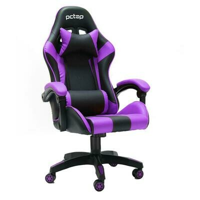 Cadeira Gamer PCTOP Roxa