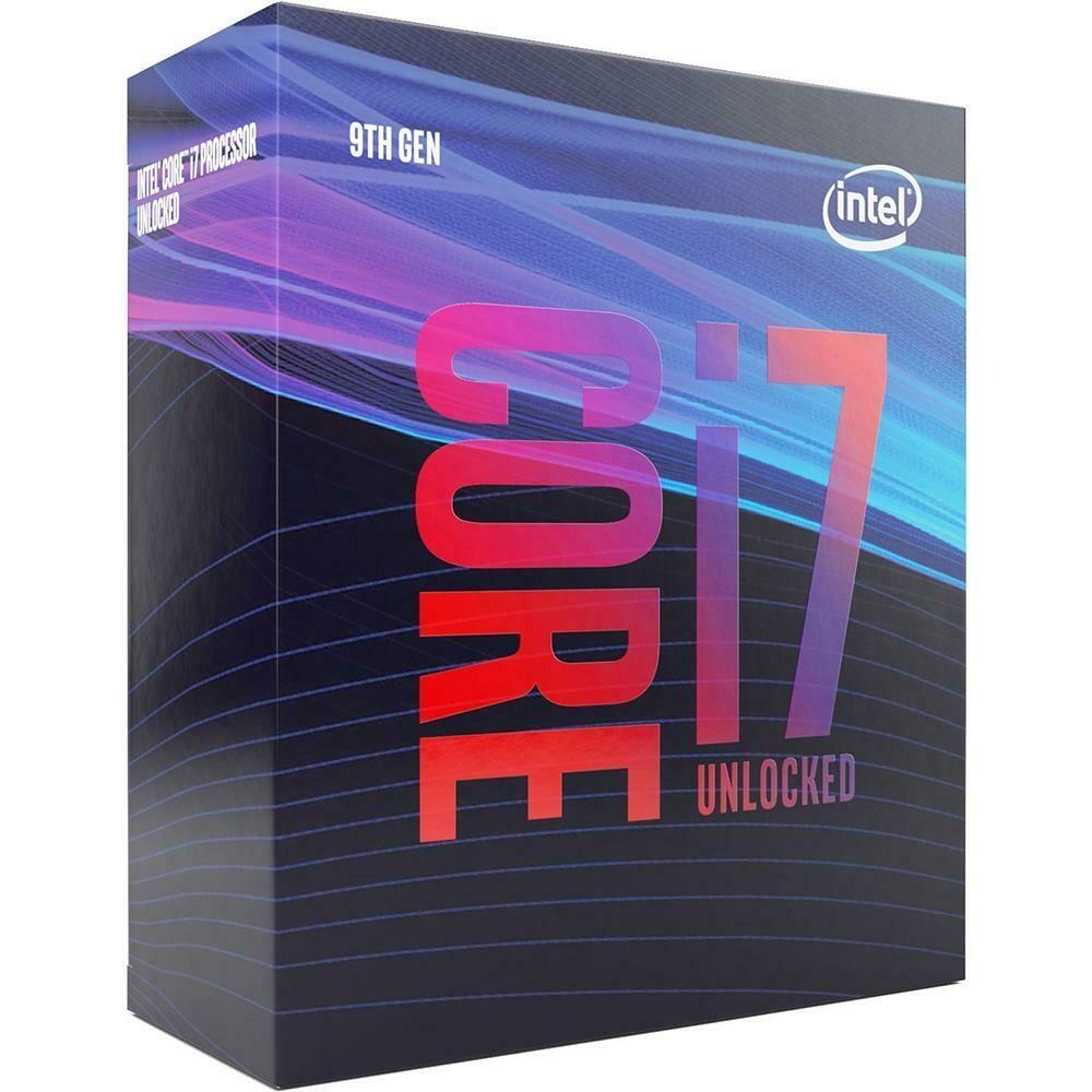 Processador Intel Core i7-9700K Coffee Lake Refresh, Cache 12MB, 3.6GHz (4.9GHz Max Turbo), LGA 1151