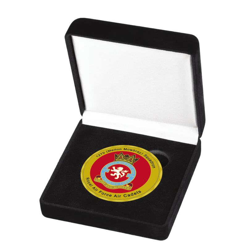 Limited Edition 80th Anniversary Challenge Coin