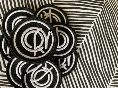 RV Woven Patch