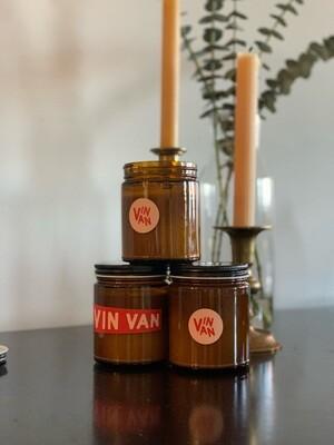 Vin Van Soy Candle