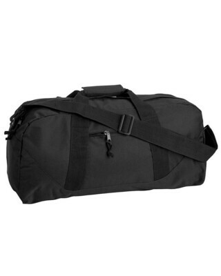 Large Square Duffel