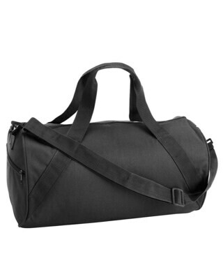 Small Barrel Duffel Bag