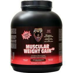 HEALTHY N FIT Muscular Weight Gain 3.0 Protein Powder (with calories 500, protein 60g, sugars 5g)