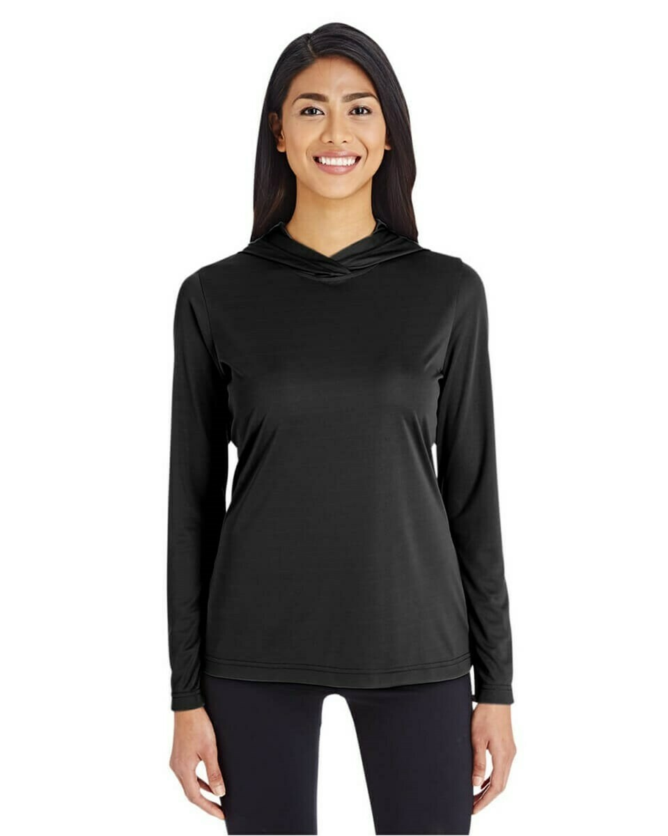 Women's Performance Lightweight Hoodie with UV Protection