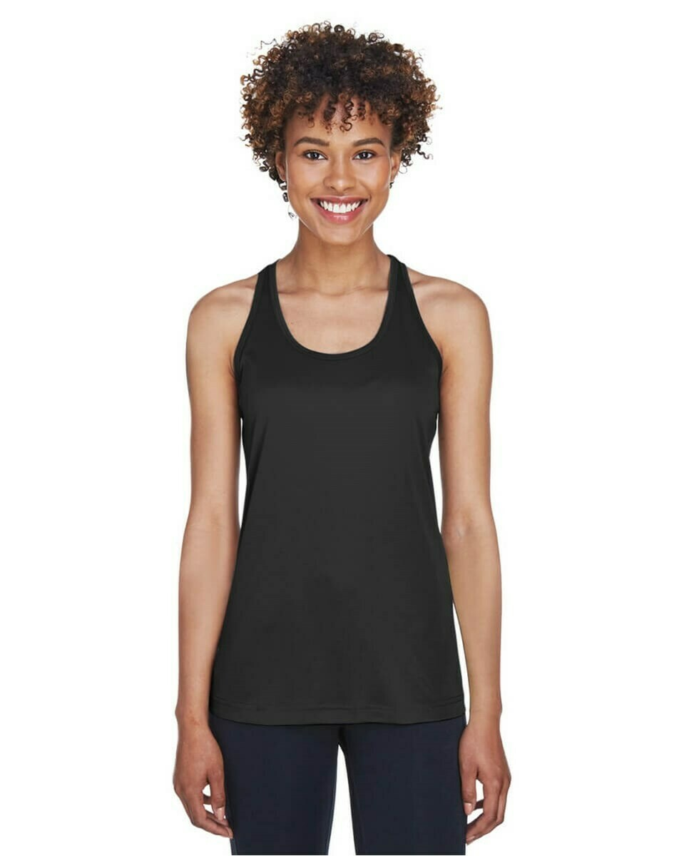 Women's Performance Lightweight Racerback Tank Top with UV Protection