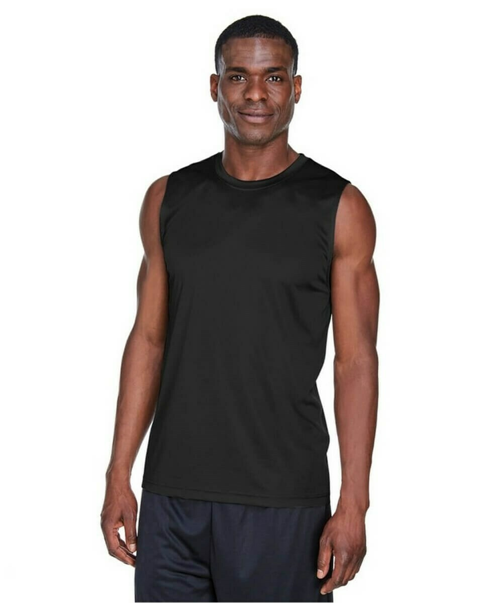 Men's Performance Lightweight Muscle Tank Top with UV Protection
