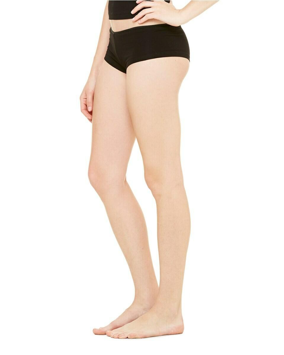 Women's Low Rise Shortie Panties