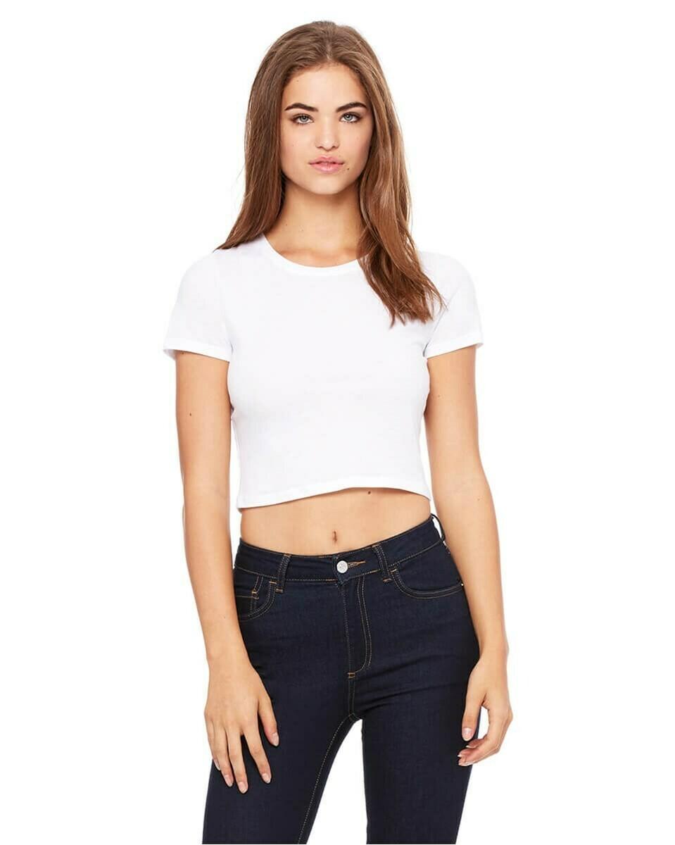 Women's Crop T-Shirt