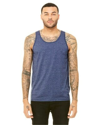 Men's Fitted Tank Top