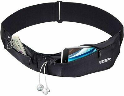 Running Belt (phone & key holder / headphone port / washable)