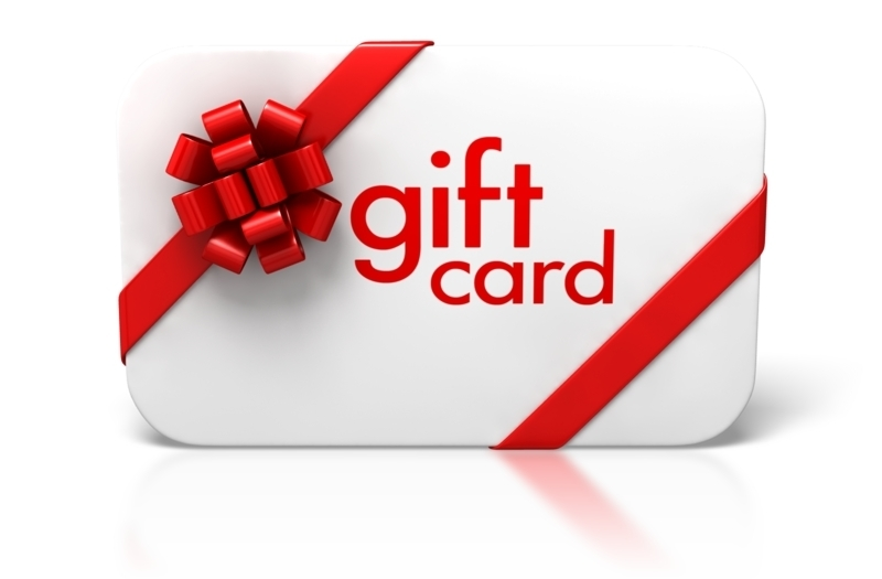 FIT BY RAY Gift Card