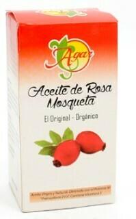 Aceite de Rosa Mosqueta w/Vitamina E 15ML (CAJA)