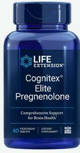 Cognitex Elite Pregnenolone (60 tabs)