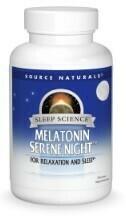 Melatonin Serene Night 3mg (60 caps)