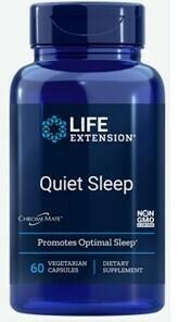 Quiet Sleep 3mg (60 veg. caps)