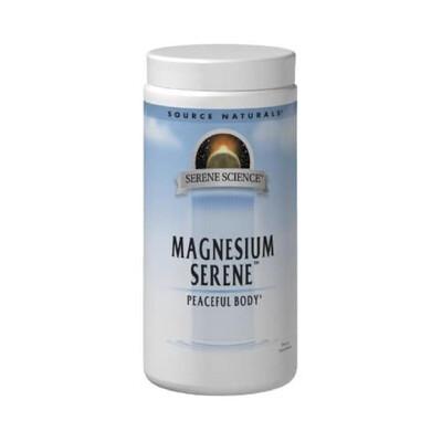 Magnesium Serene (Berry Flavor 17.6 oz.)