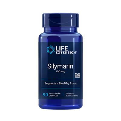 Silymarin 100 mg (90 veg. caps)