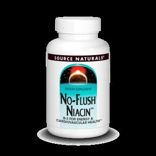 Vitamin B3 (Niacin) No-Flush (60 tabs)