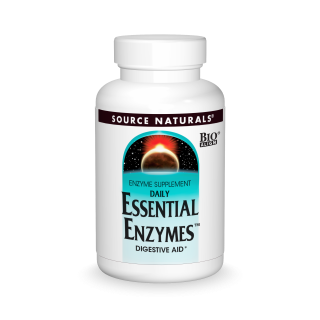 Essential Enzymes 500mg (60 caps)