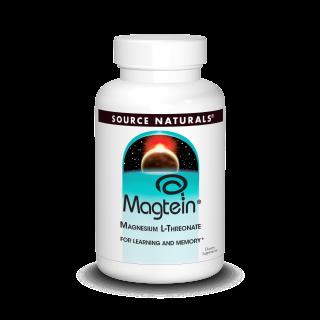 Magtein® Magnesium L-Threonate (90 caps)