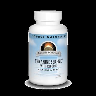 Theanine Serene w/Relora (60 tabs)