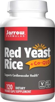 Red Yeast Rice + Co-Q10 (120 Caps)