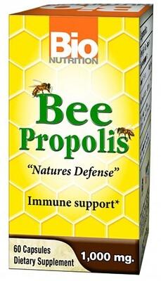 Bee Propolis (60 veg. caps)