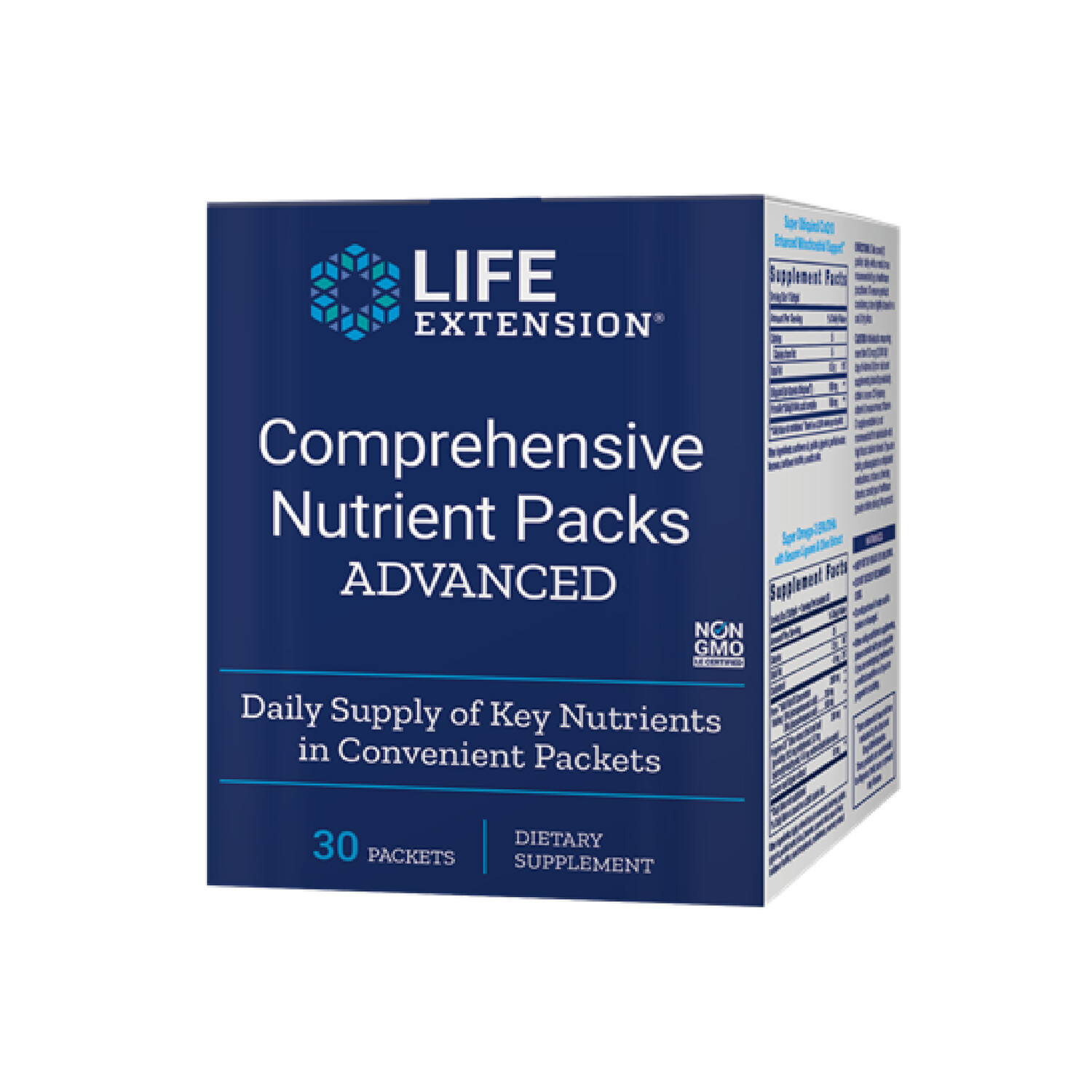Comprehensive Nutrient Packs Advanced (30 packs)