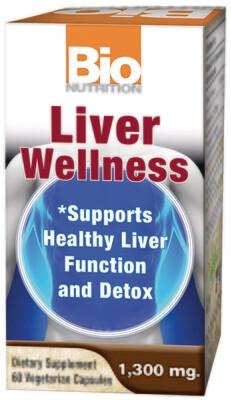 Liver Wellness (60 veg. caps)