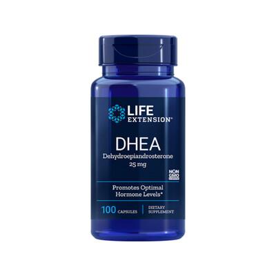 DHEA 25mg (100 caps)