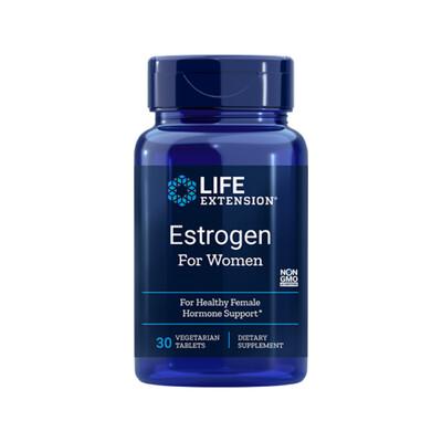 Estrogen for Women (30 veg. tabs)