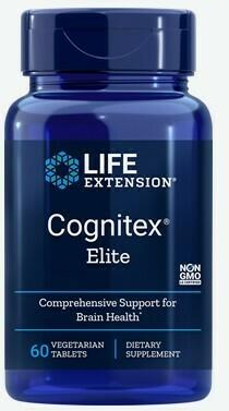 Cognitex Elite 60 tabs