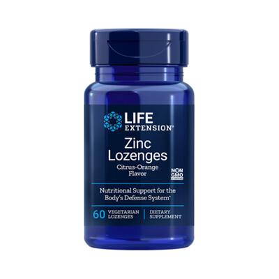 Zinc Lozenges (60 veg. lozenges)