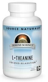 L-Theanine 200mg (30 caps)