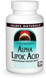 Alpha Lipoic Acid 300mg TIMED RELEASE (30 y 60 caps)