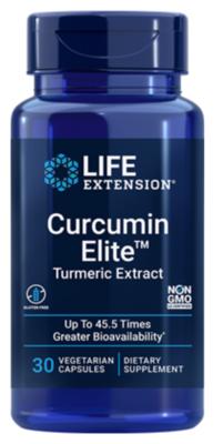 Curcumin Elite Turmeric Extract (30 y 60 veg. caps)