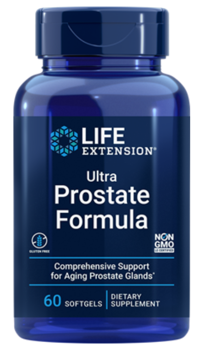 Ultra Natural Prostate (60 softgels)