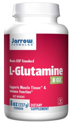 L-Glutamine (8 oz.)