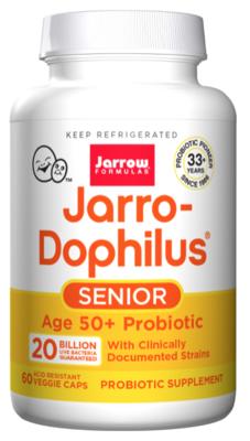Jarro Dophilus Senior 20 Billion (60 veg. caps)