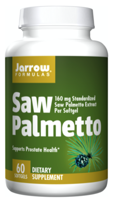 Saw Palmetto 320mg (60 softgels)