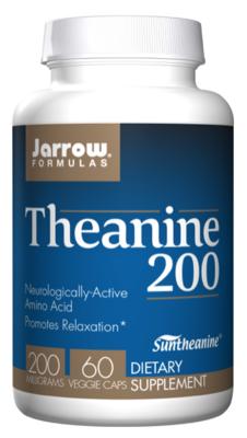 L-Theanine 200mg (60 caps)