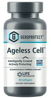 GEROPROTECT® Ageless Cell (30 Softgels)
