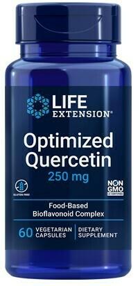 Optimized Quercetin 250 mg (60 caps veg.)