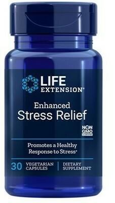 Enhanced Stress Relief (30 caps veg.)