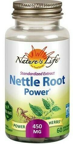 NETTLE ROOT POWER (60 caps)