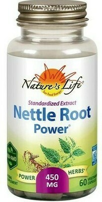 NETTLE ROOT POWER (60 caps)