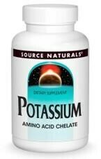 Potassium Quelato de aminoácidos (100 TABS)