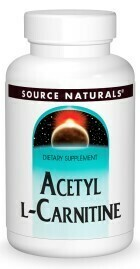 Acetyl L-Carnitine 500 mg (60 Tablet)