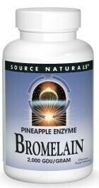 Bromelain 2000 (digestive)  30 caps